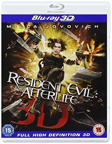 Resident Evil: Afterlife 3D (Blu-ray 3D) [2011] [Region Free]