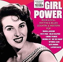 Milestones of Legends/Girl Power