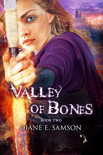 Valley of Bones by Samson, Diane E.