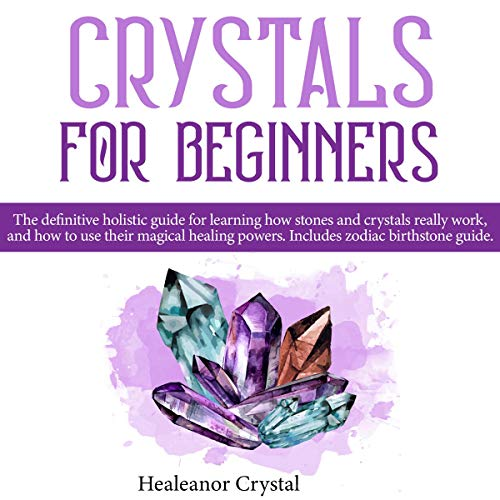 Crystal for Beginners  By  cover art