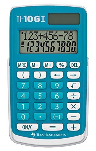 Texas Instruments TI106 Grundschul Taschenrechner