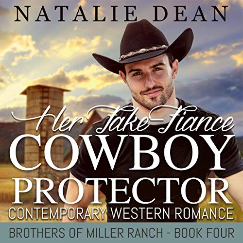 Her Fake-Fiance Cowboy Protector cover art