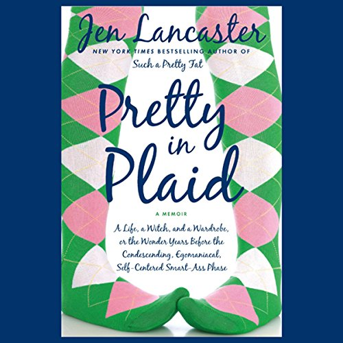 Pretty in Plaid audiobook cover art