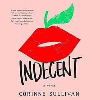 Indecent audiobook cover art