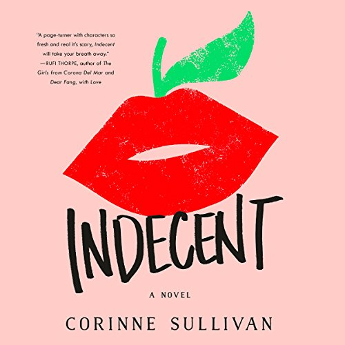 Indecent audiobook cover art