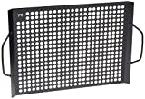 Outset QD81 17' x 11', Non-Stick Grill Grid with Handles
