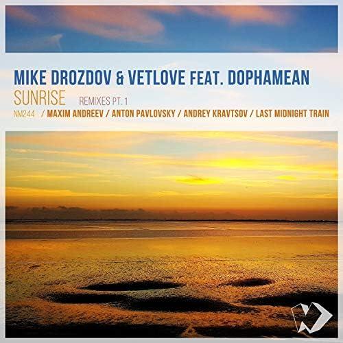 Mike Drozdov & VetLOVE feat. Dophamean