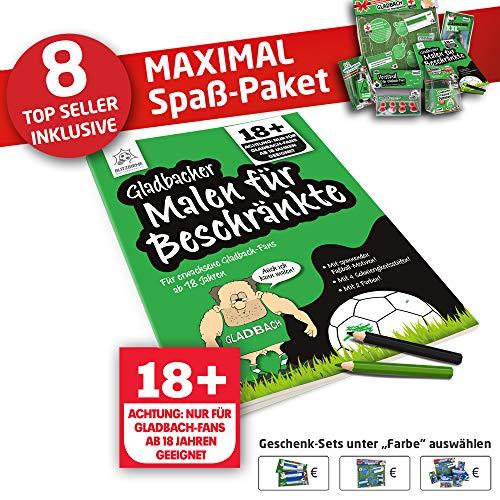 Alles für Gladbach-Fans by Ligakakao.de Gladbach Toaster ist jetzt das MAXIMAL SPAß Paket