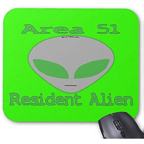 Gebied 51 inwonende Alien muismat