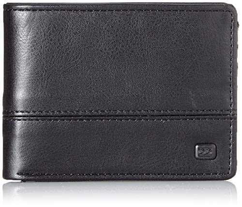 Billabong Dimension Wallet One Size Black Grain