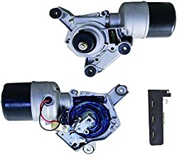 New Front Wiper Motor For 1968 1969 1970 1971 68 69 70 71 Chevy Bel Air, Biscayne, Caprice, Impala, Replaces GM 15661378, 5044712