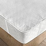 Best IkEA Bed Sheets Queens - Ambesonne Mattress Protector Waterproof Breathable Sheet with Straps Review