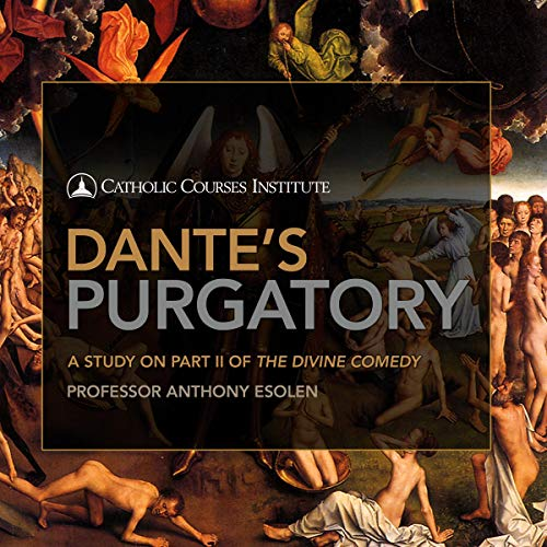 Dante's Purgatory audiobook cover art