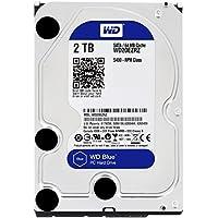Western Digital WD Caviar Blue 2TB 64MB Cache, WD20EZRZ (64 MB Cache) (Reacondicionado)