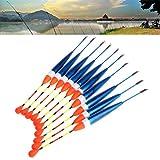 Nankod 100Karpfen-Posen Boje Bobber Stick für die Fisch Tackle Vertical 10# 0,6g