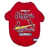 ラブリー・ペット商事 ST. LOUIS CARDINALS TEE SHIRT XL セントルイス カーディナルズ 野球 Tシャツ XLサイズ