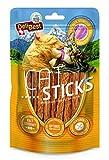 DeliBest Cat Sticks aus 100% Schweizer Hähnchenfleisch I Katzen Leckerlies getreidefrei I...