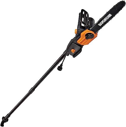 """discount Worx 2021 WG309 8 Amp 10"""" Electric 2021 Pole Saw sale"""