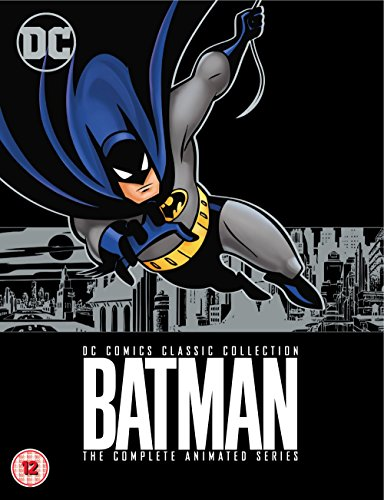 Batman: The Animated Series S1-4 [DVD] [2017]