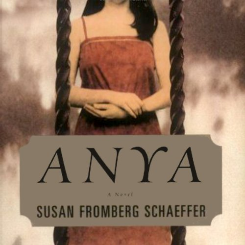 Anya audiobook cover art