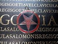 The Church of Satan 正規会員 儀式用 メダリオン エナメルL