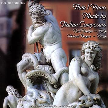 Flute / Piano Music by Italian Composers