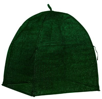 New Nuvue Winter Shrub Cover Hunter Green Fiberglass