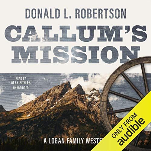 Callum's Mission audiobook cover art