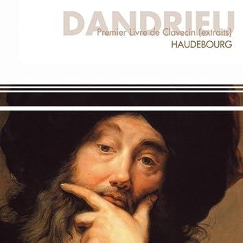 Dandrieu : 1er livre de clavecin