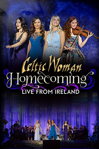 CELTIC WOMAN - HOMECOMING - LIVE FROM IRELAND (1 DVD)