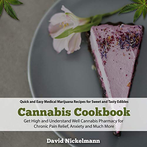 Cannabis Cookbook Titelbild