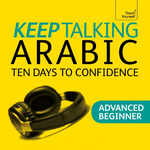 Keep Talking Arabic cover art