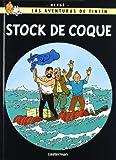 Las aventuras de Tintin - Stock de coque