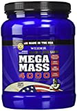 Weider MEGA MASS, Clean Anabolic Mass Gainer Formula, Creamy Vanilla, 1.98lbs