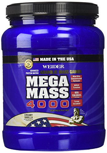 Best dymatize super mass gainer