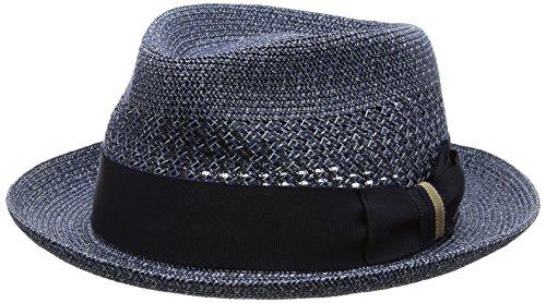 Bailey Wilshire Chapeau, Bleu Marine, L Mixte