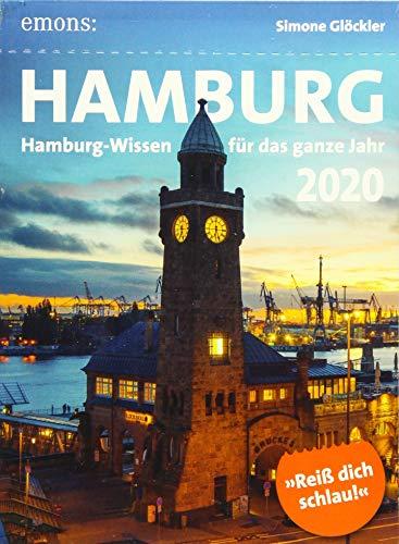 Hamburg 2020: Hamburg-Wissen für das ganze Jahr