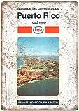 NOT Esso Standard Oil Puerto Rico Interessante Poster