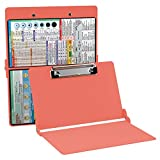 WhiteCoat Clipboard - Coral -...