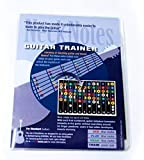 NeckNotes Guitar Trainer | Color Coded Fretboard Fret Map Guitar Note Stickers for Beginner to Advanced Learning of Guitar and Music Theory | Standard Edition (For Acoustic and Electric Guitars)