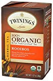 Best Rooibos Teas - Twinings of London Organic and Fair Trade Certified Review
