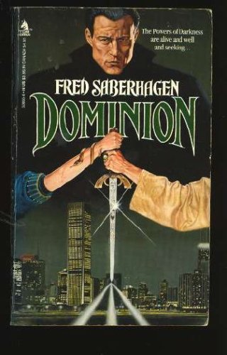 Dominion (The Dracula Series) 0812508556 Book Cover
