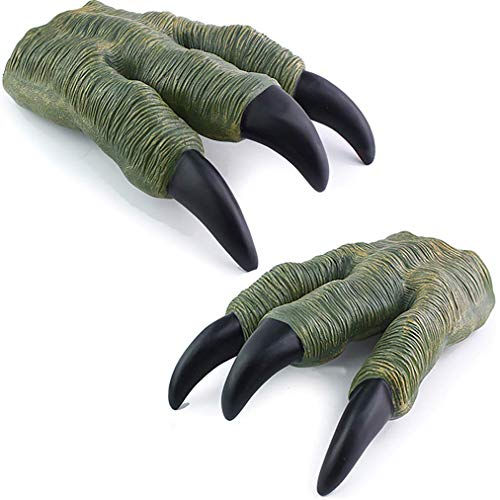 Best raptor claws costume for 2021