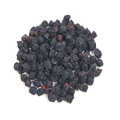 Herbis Natura Heidelbeere Beeren ganz, aus biologischem Anbau, Vaccinium myrtillus (500 Gramm)