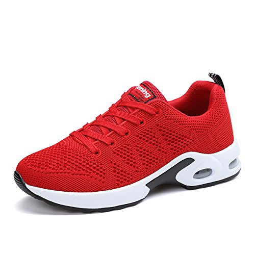 JARLIF Women's Breathable Fashion Walking Sneakers Lightweight...