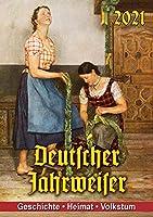 """Kalender """"Deutscher Jahrweiser"""" 2021"""