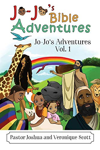 Jo-Jos Bible Adventures: Jo-Jos Adventures Vol. 1