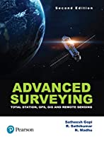 Advanced Surveying: Total Station, Gps, Gis & Remote Sensing Front Cover