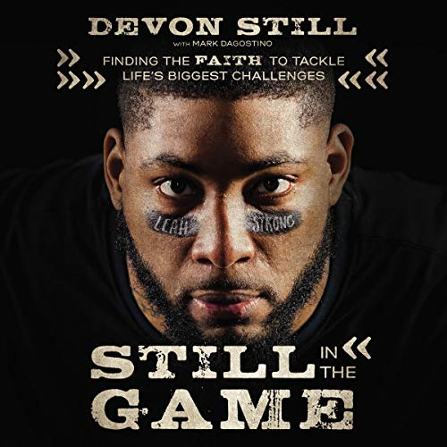 Still in the Game audiobook cover art