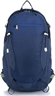 Rjj 30L Outdoor Sports Backpack/Casual Backpack Hiking Cross Country/Multi-Function Backpack Exquisite (Color : Blue)
